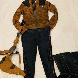 SOLD Star Wars Han Solo Boy's Costume Size Medium